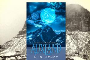 Auxland Book Cover
